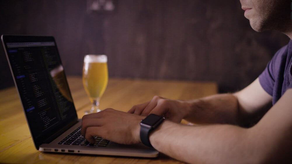 Пиво и компьютеры