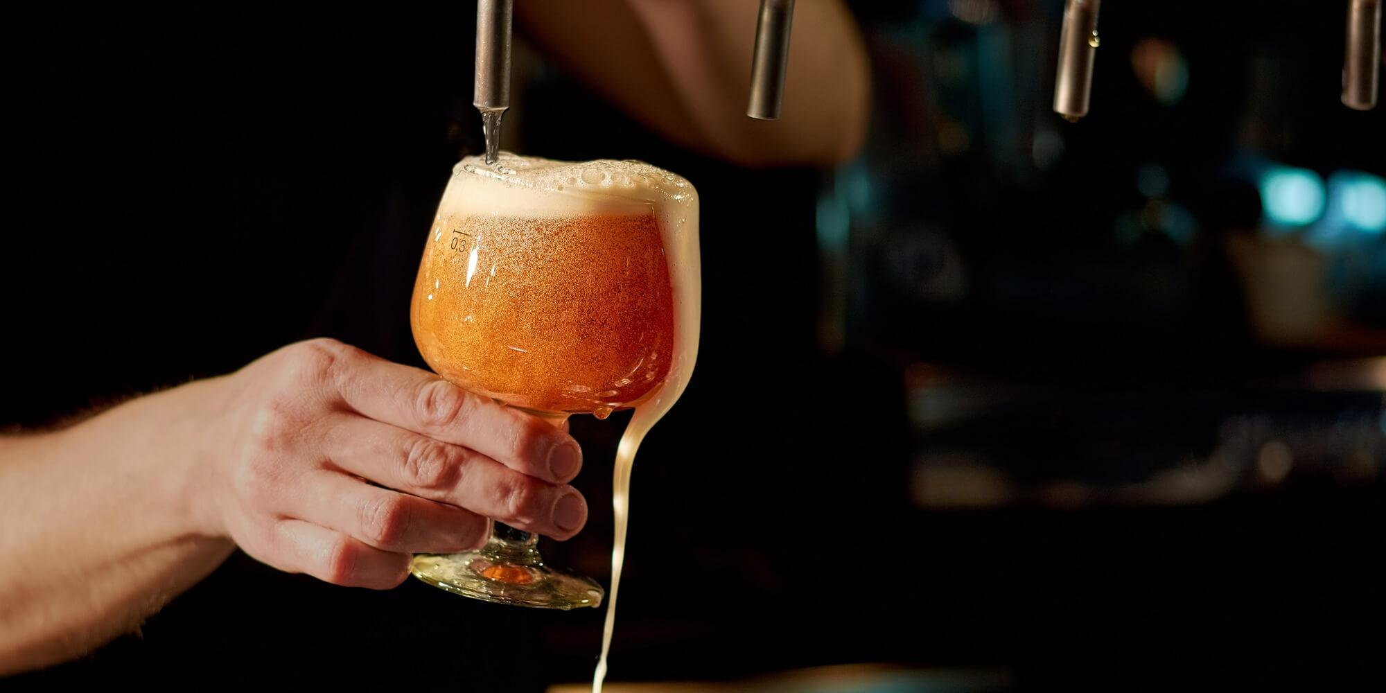 Крафтовое пиво – высокое искусство пивоварения