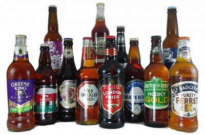 Британское пиво