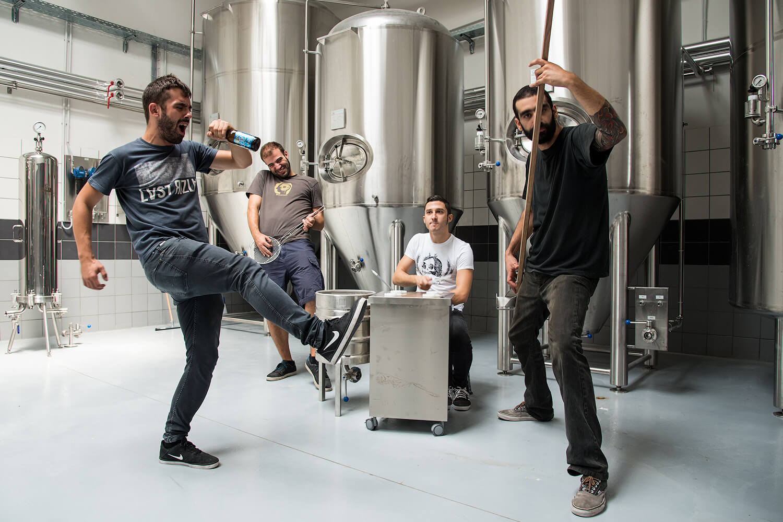 Пивовары Noctua