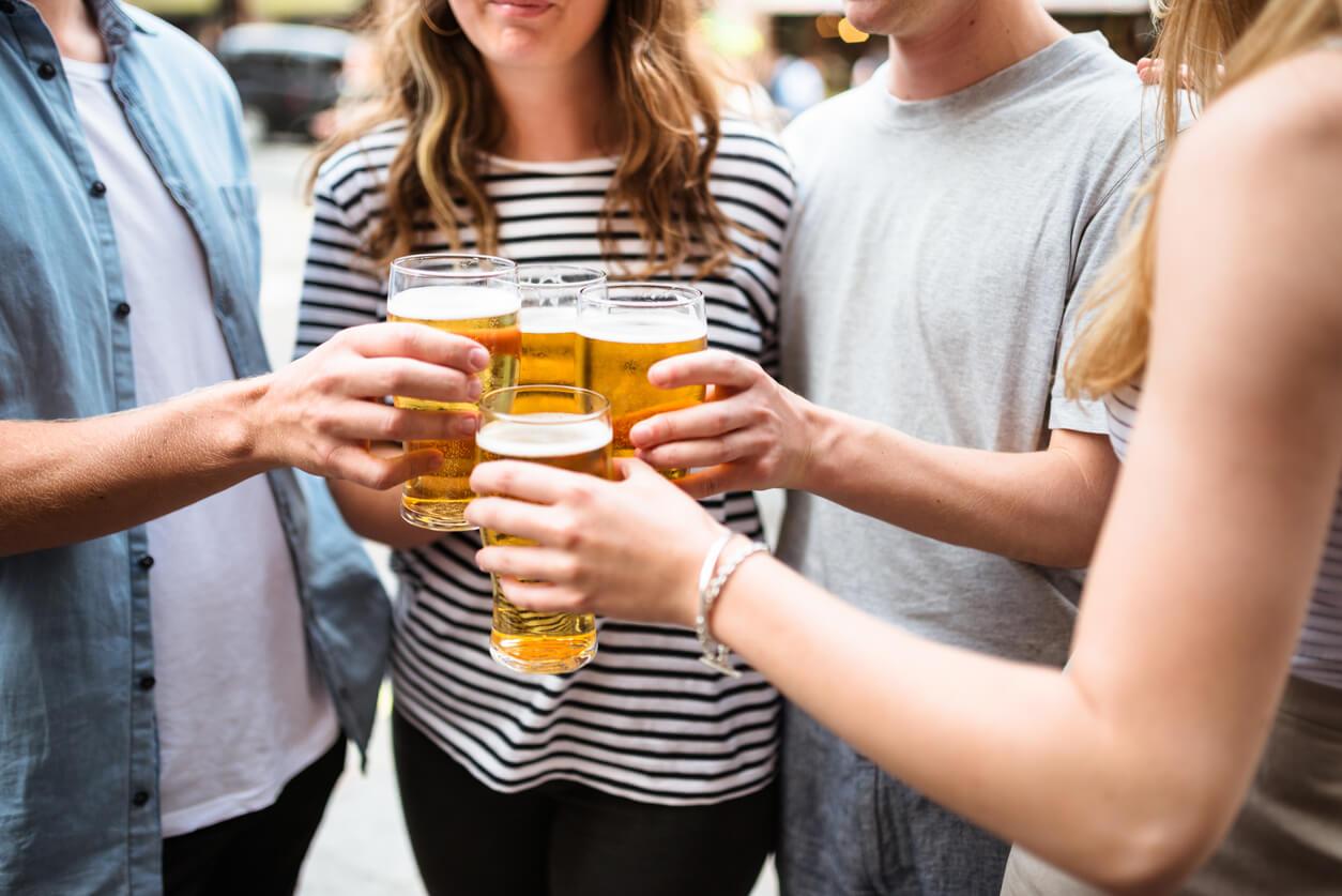Дегустация пива