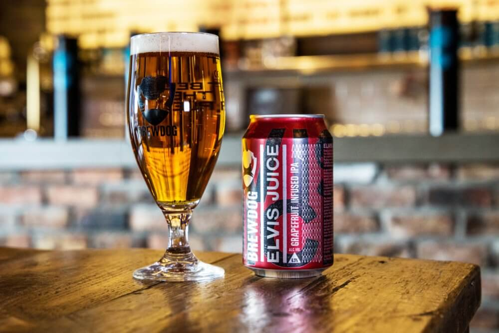 BrewDog — Elvis Juice