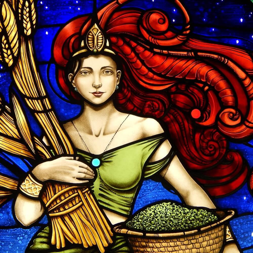 Богиня Нинкаси