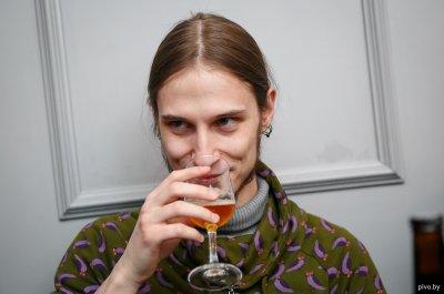 Дегустация AleBrowar