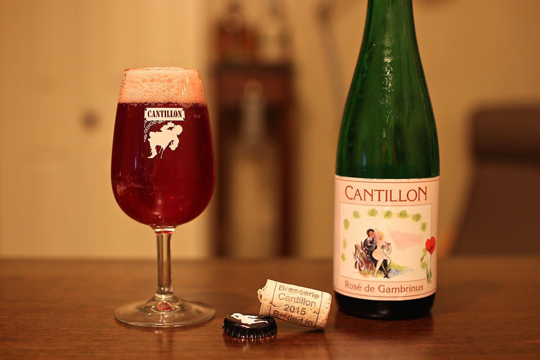 Cantillon — Rosé de Gambrinus