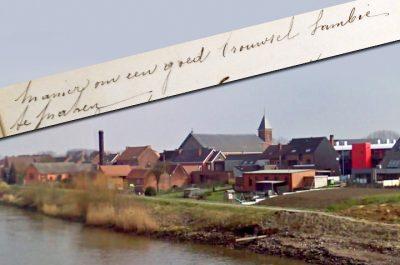 Ламбик из Восточной Фландрии