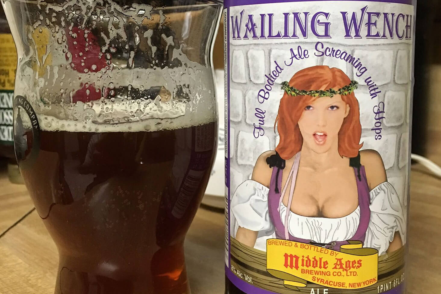 Middle Ages — Wailing Wench