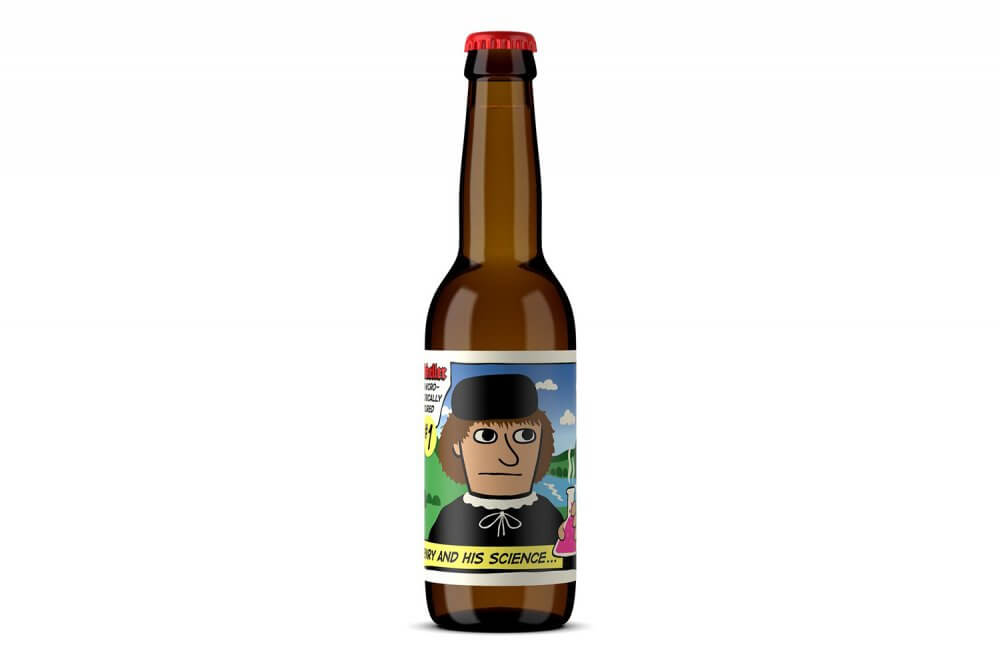 Mikkeller — Henry and His Science
