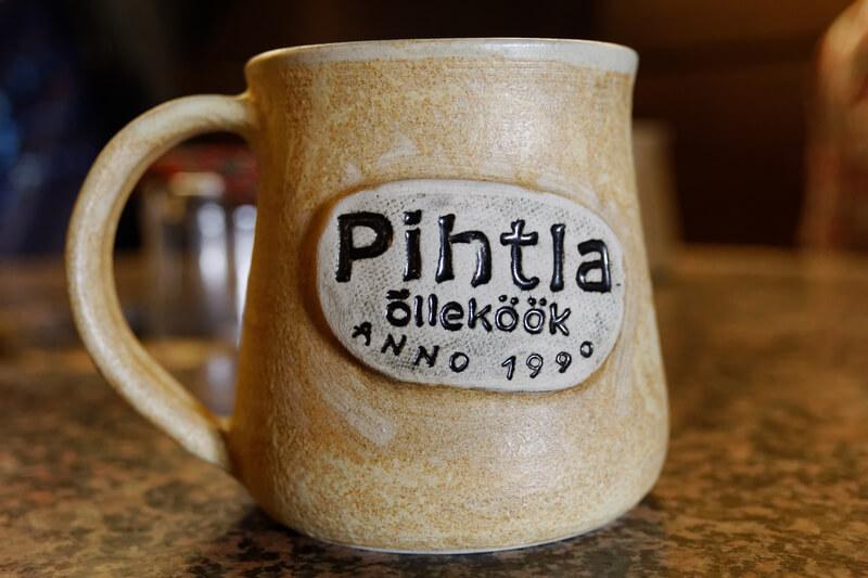 Кружка Pihtla