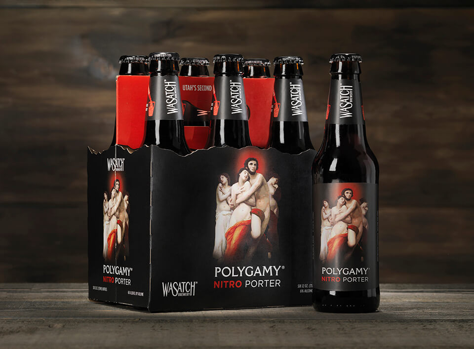 Wasatch — Polygamy Porter