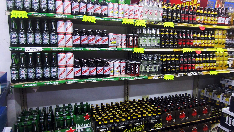Пиво на Ямайке