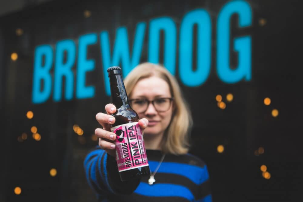 BrewDog — Pink IPA