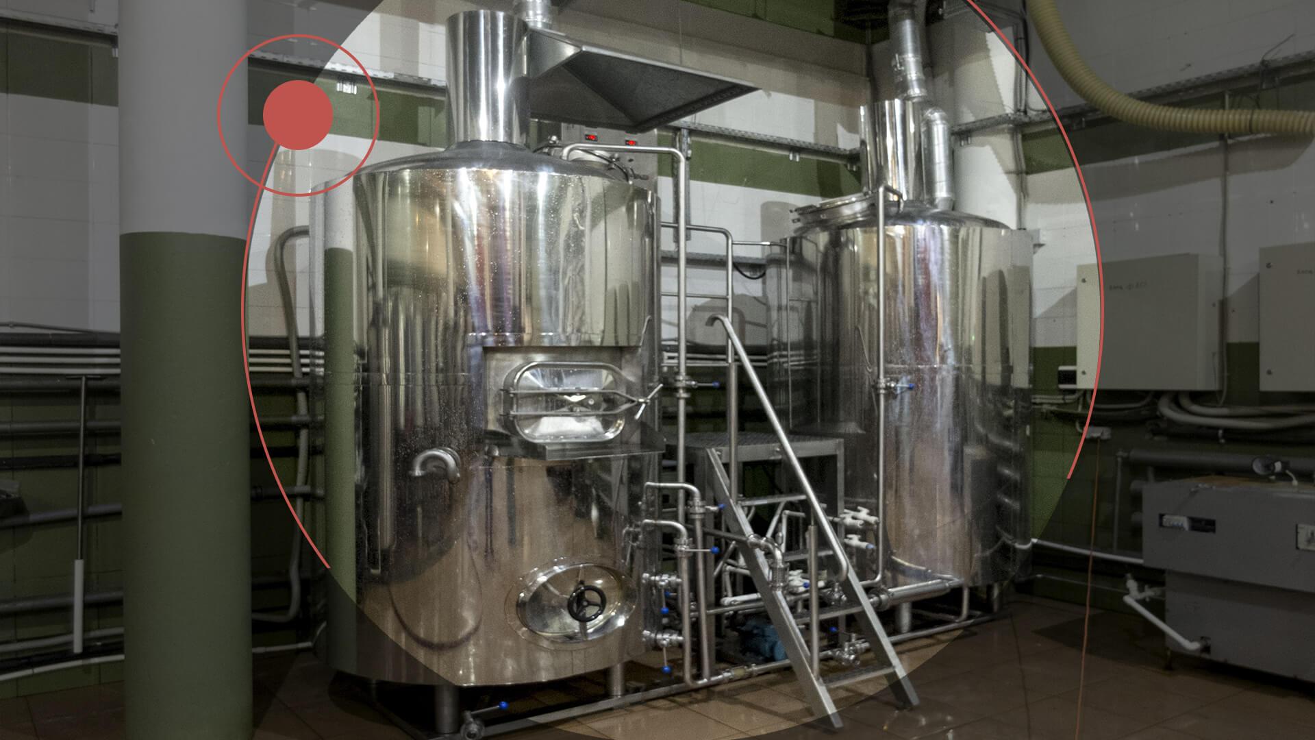Настройка систем и оборудования пивоварни