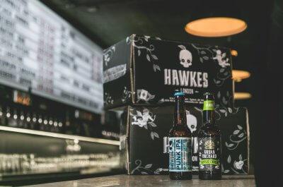 BrewDog и Hawkes