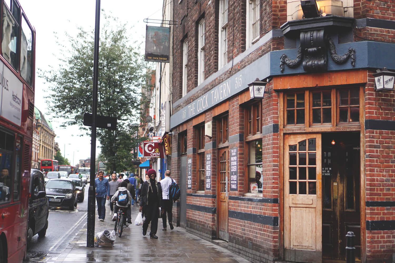 Пивная культура Лондона