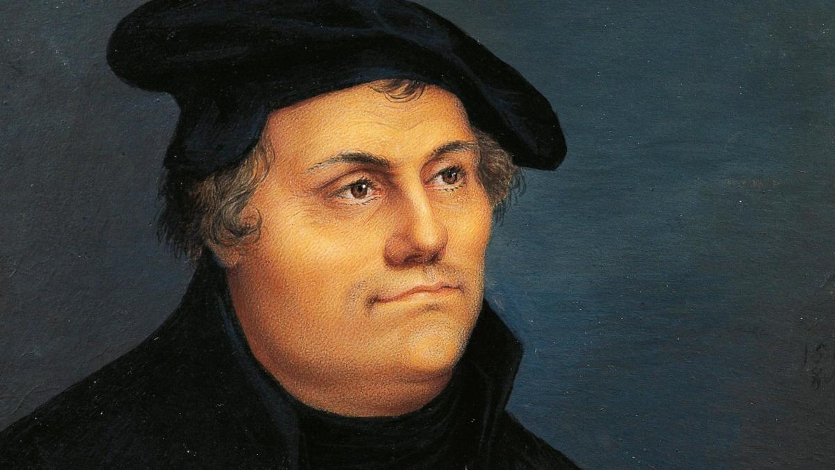 Мартин Лютер