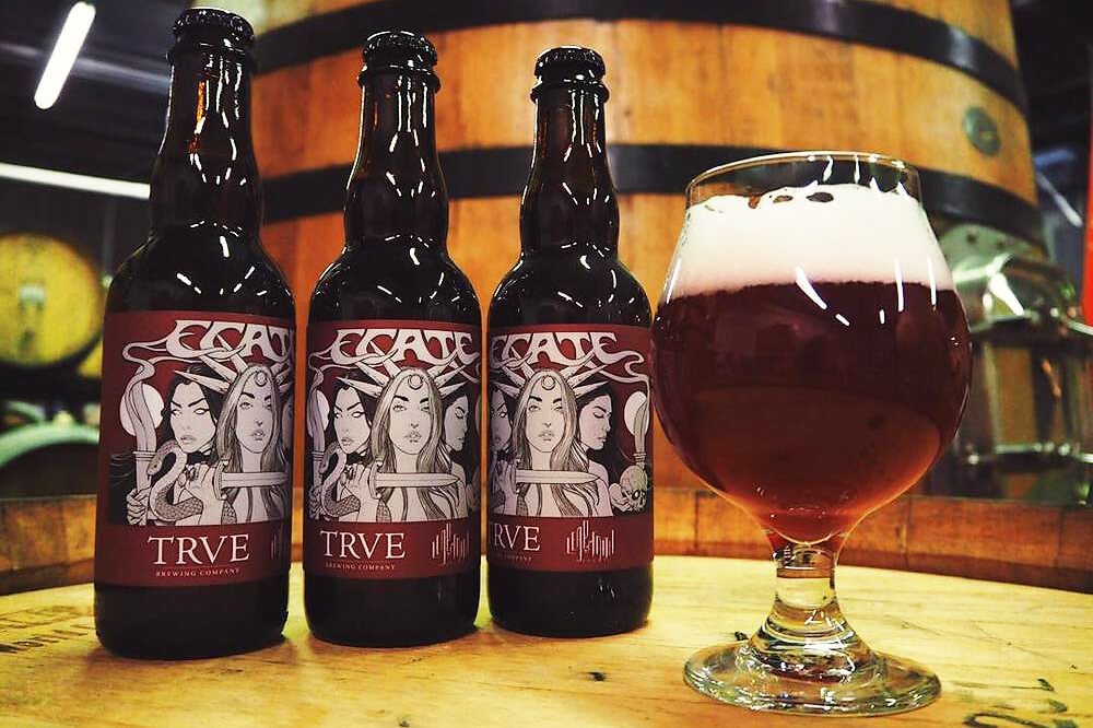TRVE Brewing — Ecate