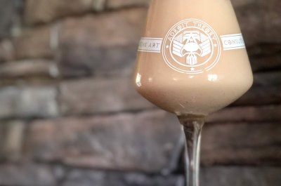 Adroit Theory Brewing — Ferrero Rocher Gose