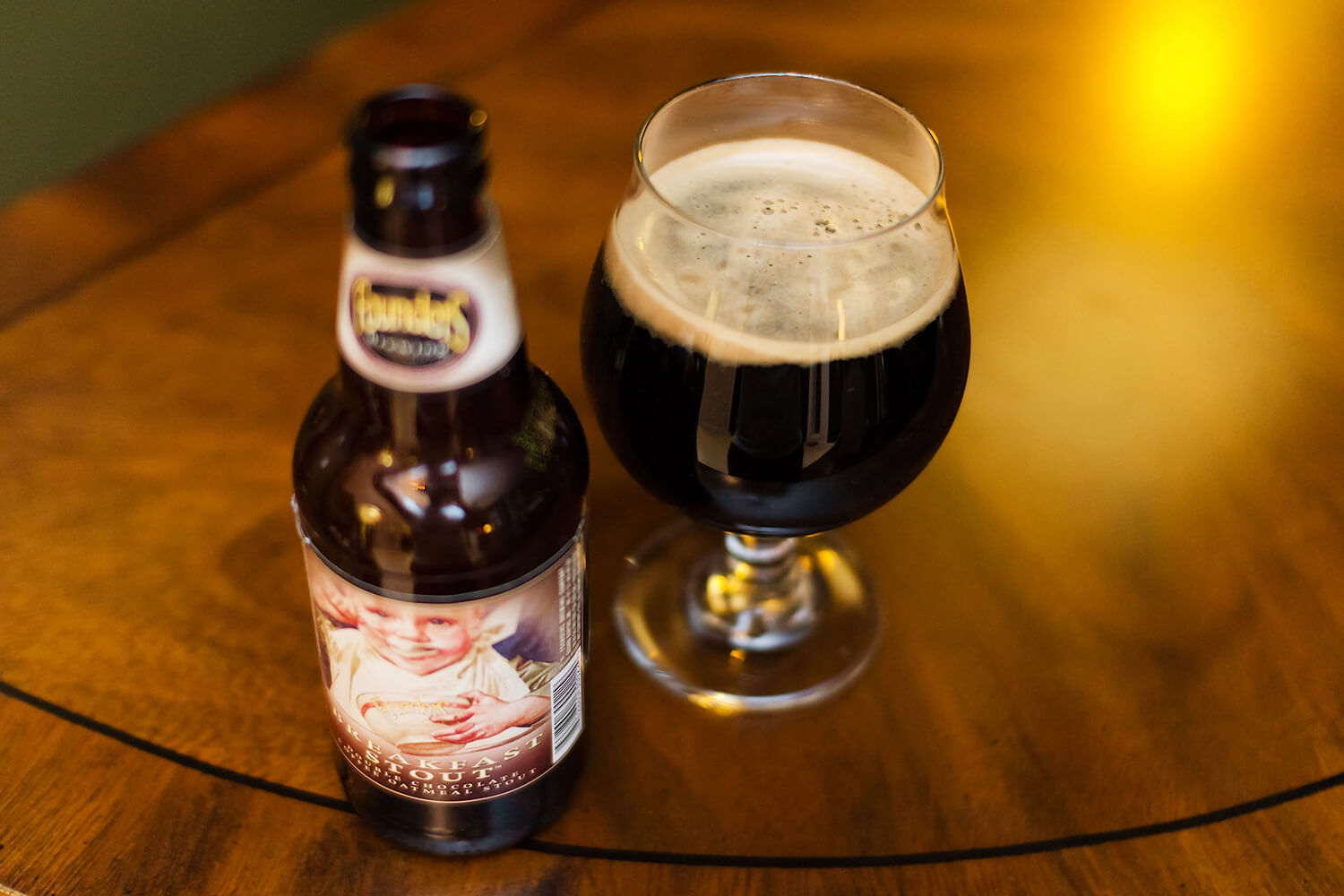 Founders — Breakfast Stout