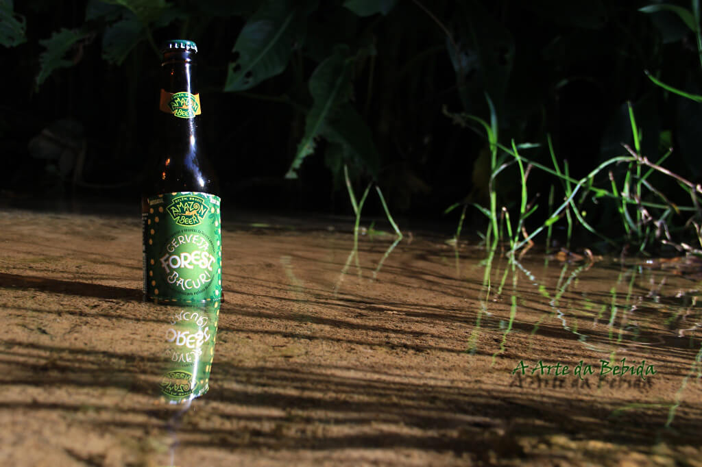 Amazon Beer — Forest Bacuri