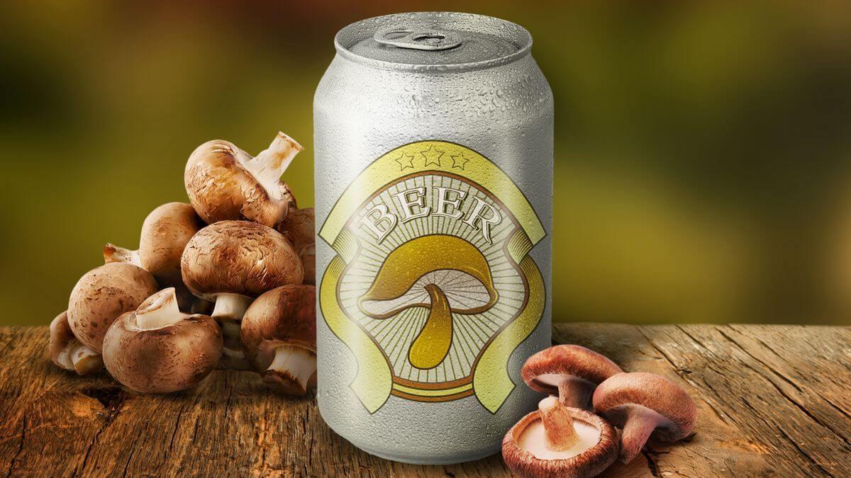 Пиво и грибы
