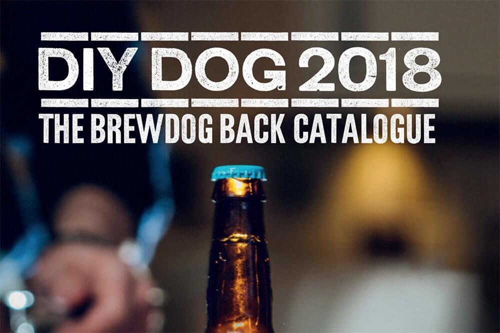 DIY Dog 2018