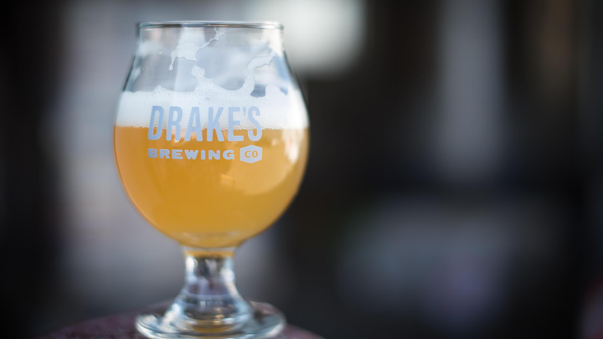 Drake's Brewing — Trocken