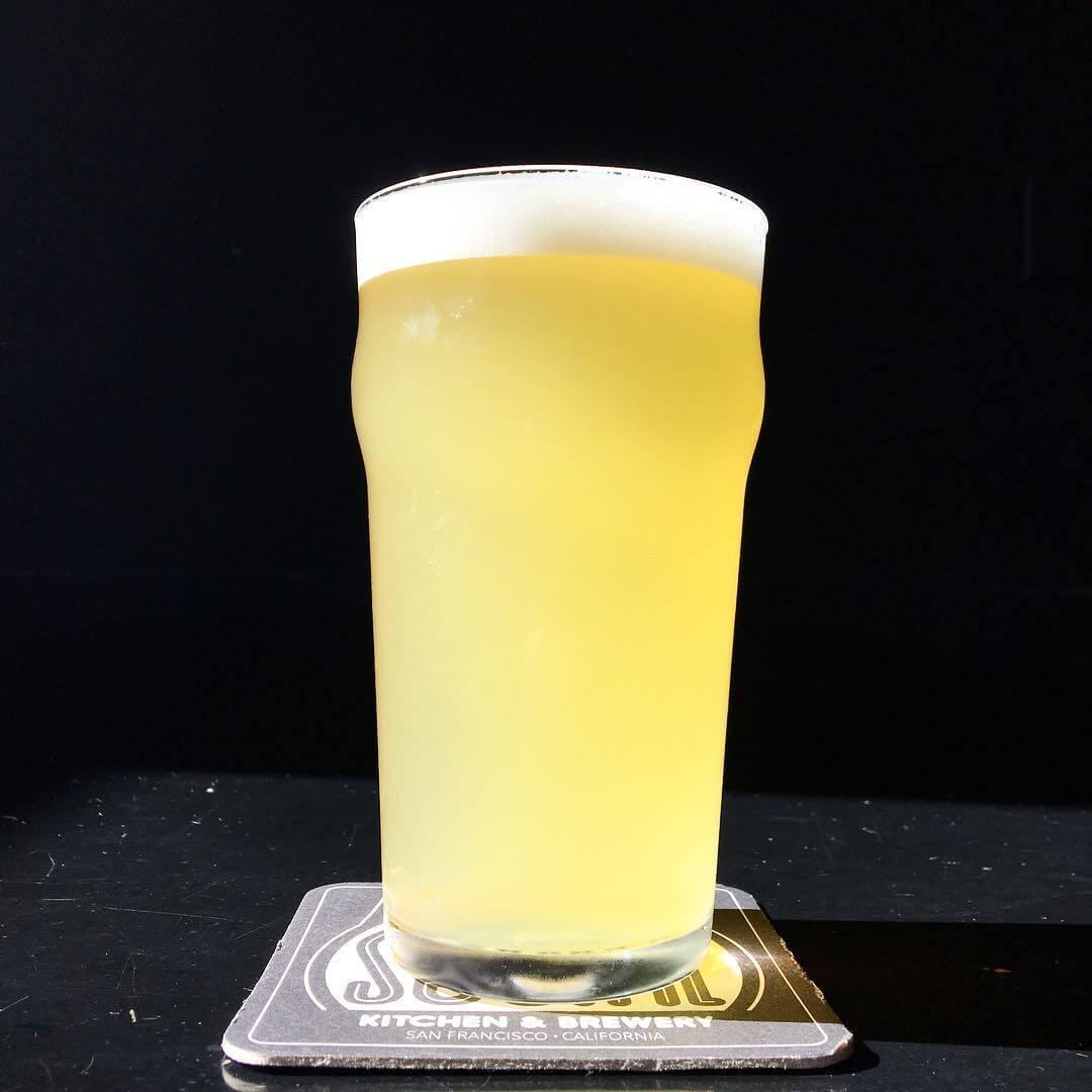 Social Kitchen And Brewery — Hop Champagne Extra Brut IPA