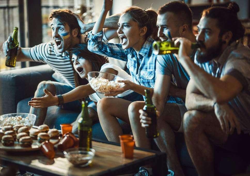 Футбол и пиво