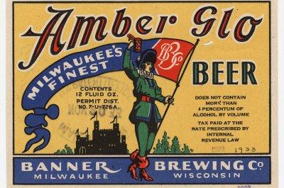 Amber Glo Beer