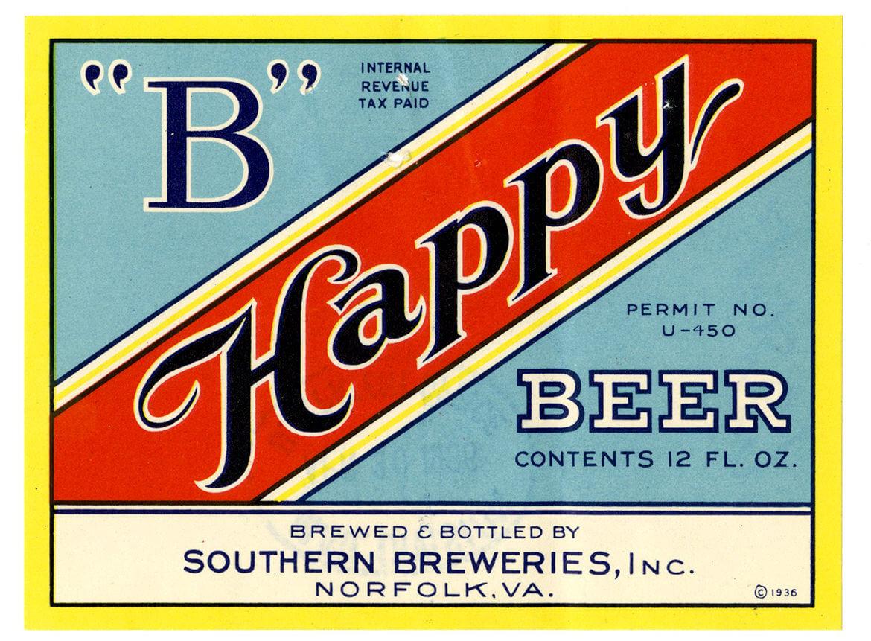 B Happy Beer