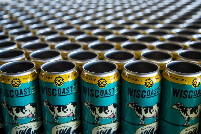 Пиво Eau Claire Brewing