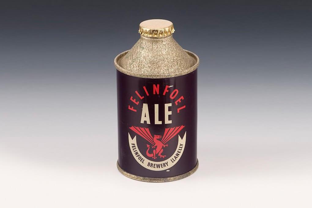 Банки пива Felinfoel Brewery