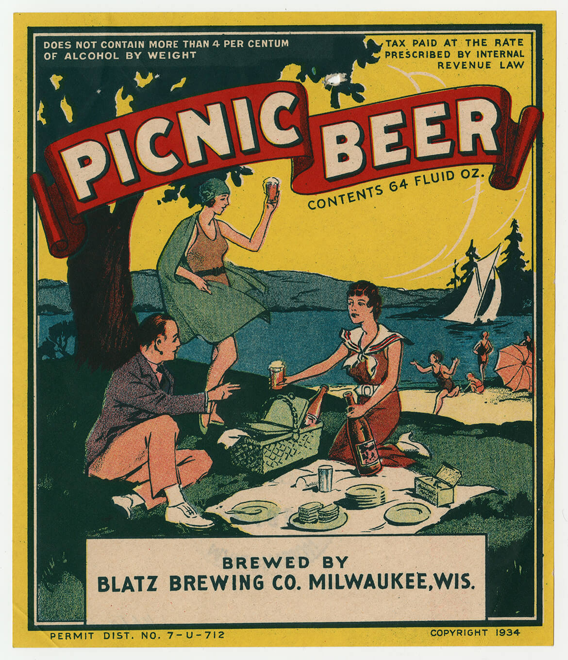 Picnic Beer