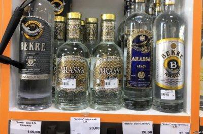 Алкоголь в Туркменистане