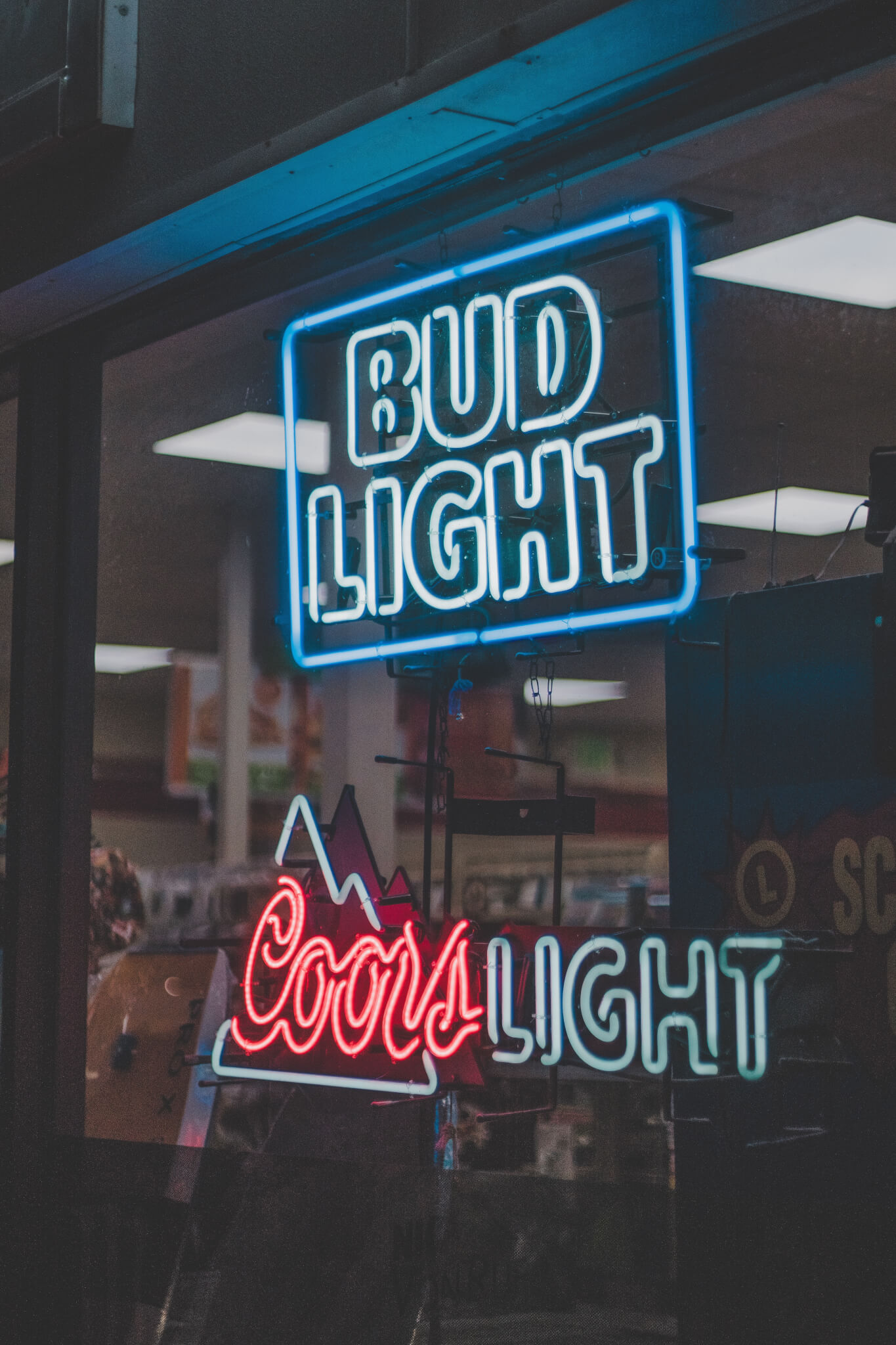 Bud Light / Coors Light