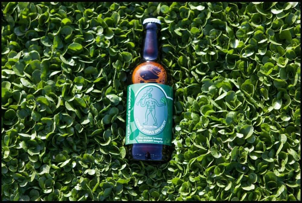 Cerne Abbas Brewery — Watercress Warrior