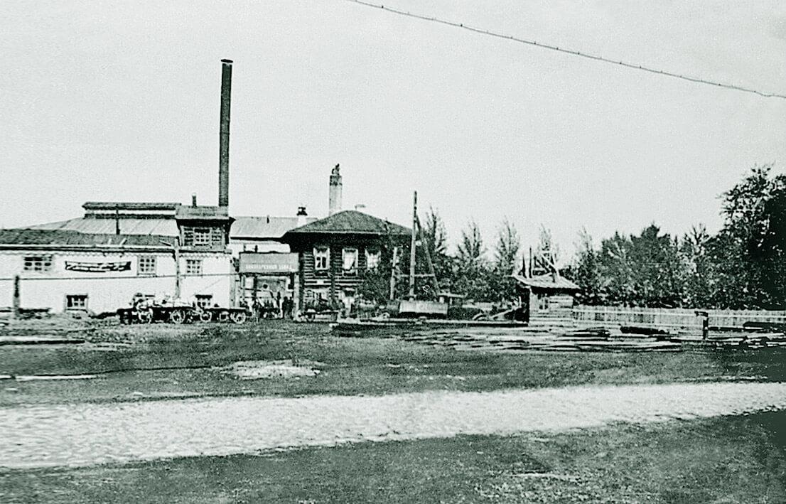 Первый красноярский пивной завод