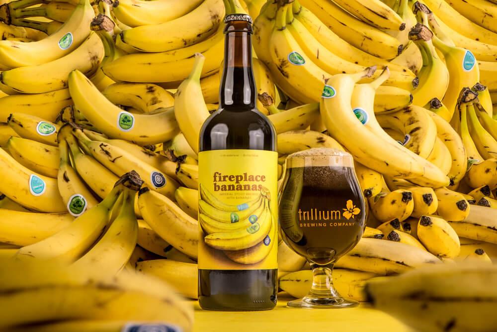Trillium Brewing — Fireplace Bananas