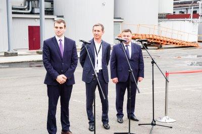 Новые ЦКТ на заводе «Аливария»