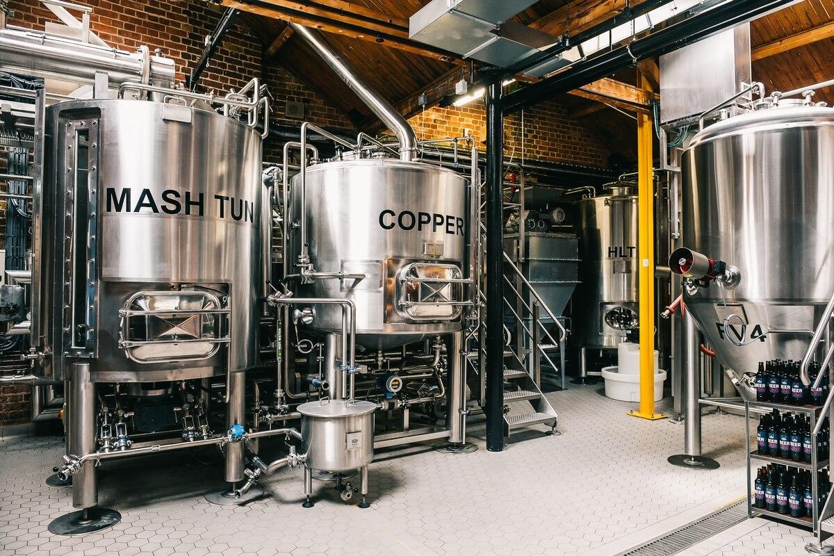 Готовы мини пивоварня сколько стоит змеевик на самогонный аппарат