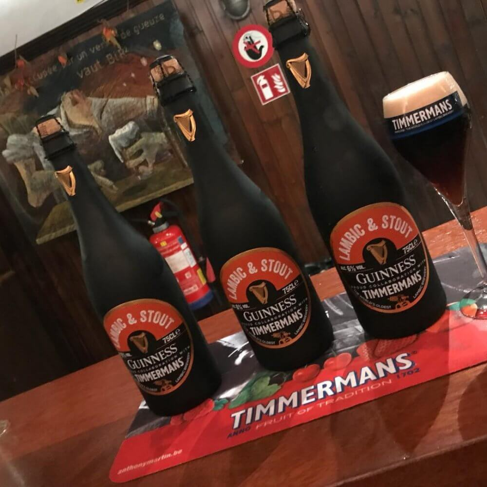 Guinness / Timmermans — Lambic & Stout