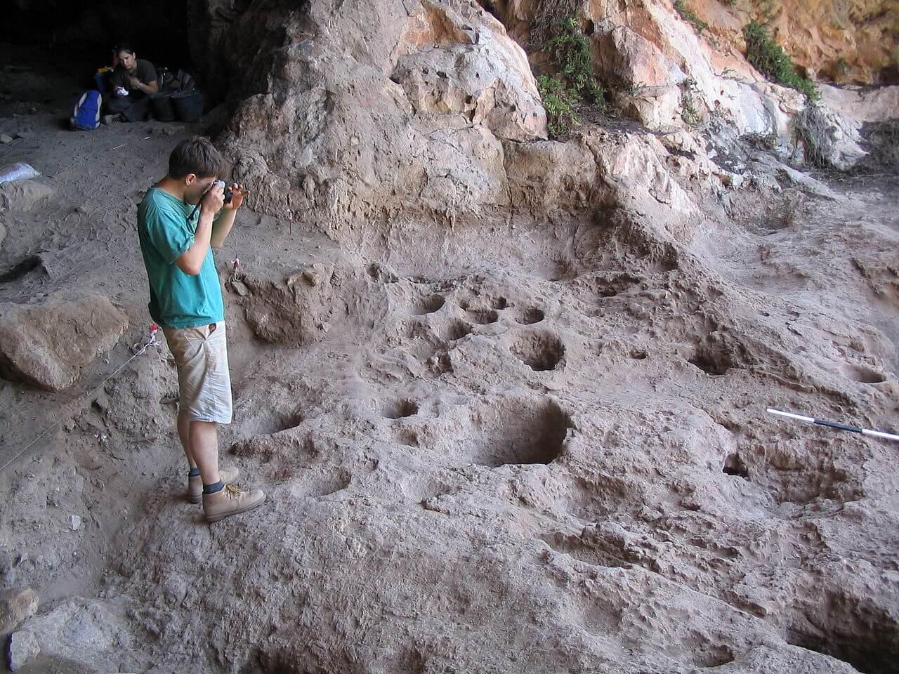 Раскопки в Израиле