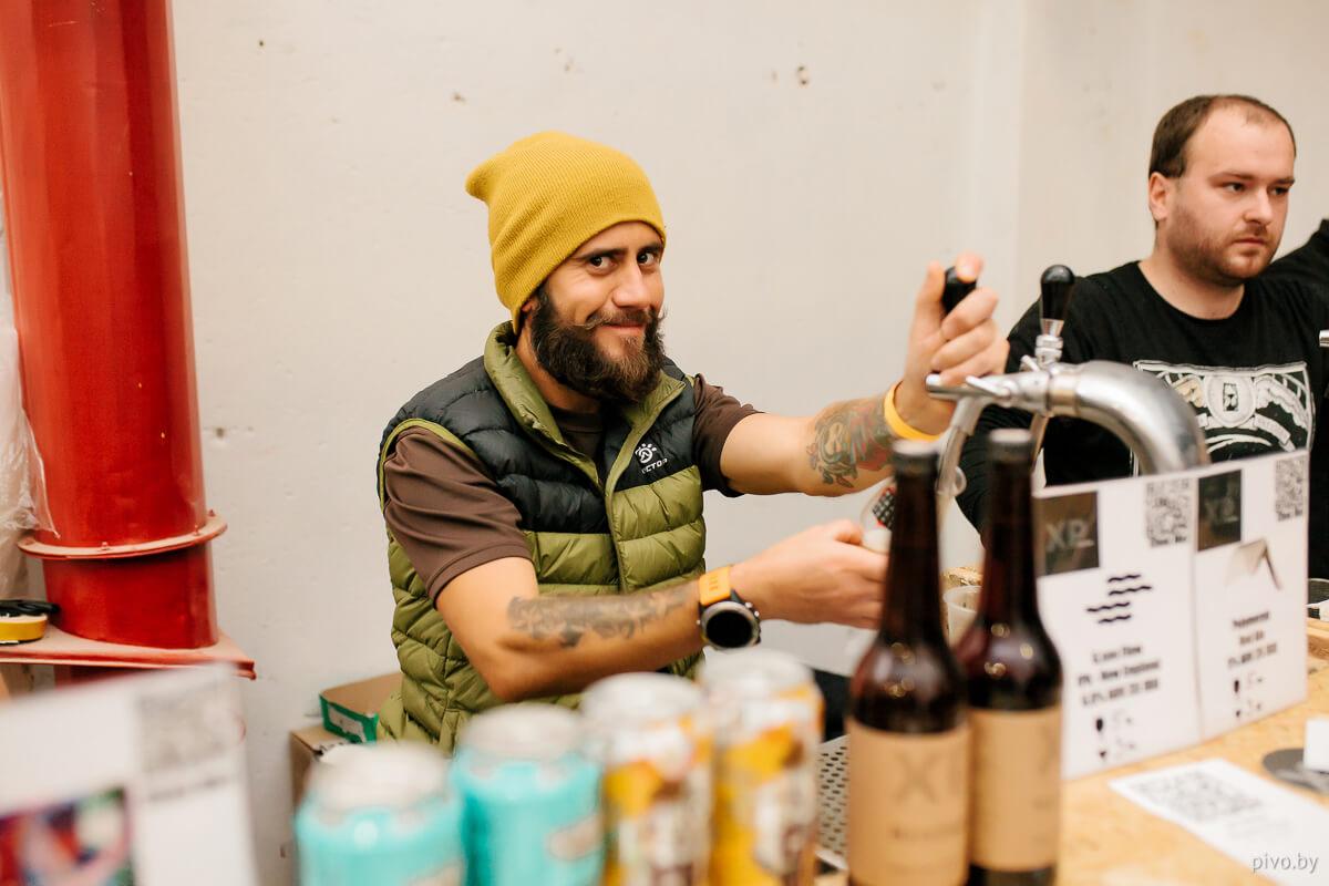 Minsk Craft Beer Fest 2018 Autumn
