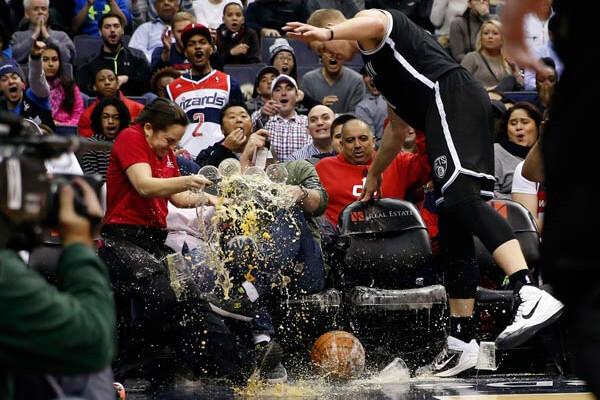 NBA и пиво