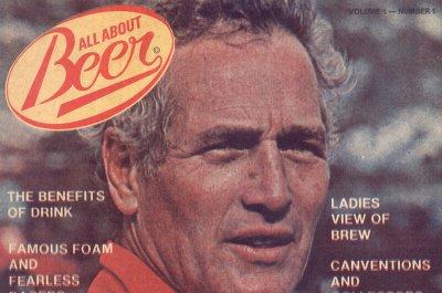 Первый выпуск журнала All About Beer