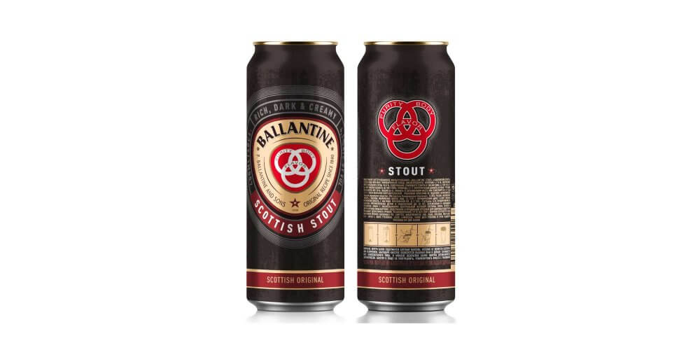 Ballantine Scottish Stout
