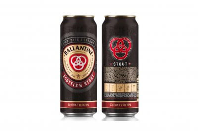 Ballantine Scottish Stout