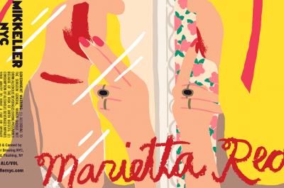 Mikkeller NYC — Marietta Red