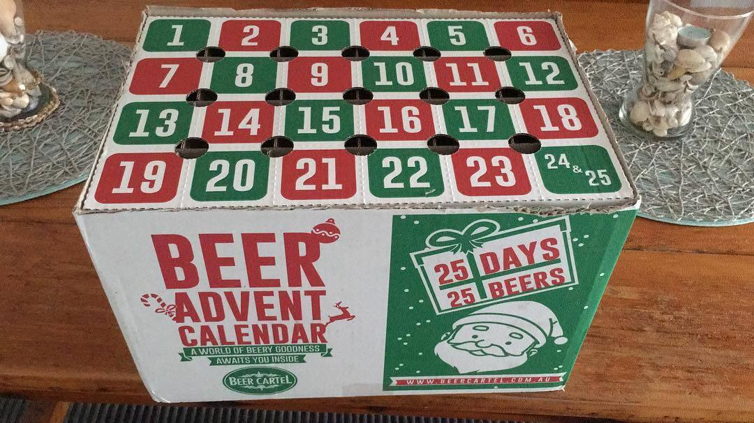 Australia's Beer Advent Calendar